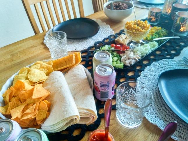 Taco Friday at Ulrika's
