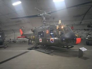 HKP 3 AB204 Helicopter
