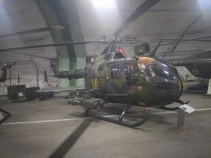 HKP 9A Helicopter