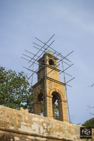 The Bell Tower on the Negombo Fort