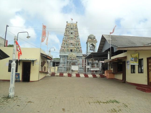 tirikketiswaram Temple