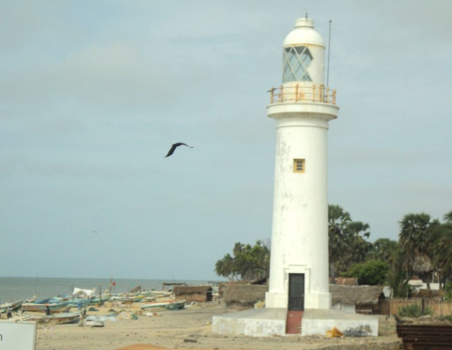 T'mannar Lighthouse
