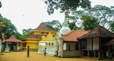Rajamahaviharaya with Tempita Viharaya